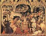 WikiOO.org - Encyclopedia of Fine Arts - Kunstenaar, schilder Gentile Da Fabriano
