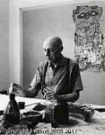 WikiOO.org - Encyclopedia of Fine Arts - Kunstenaar, schilder Jean Philippe Arthur Dubuffet