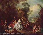Wikioo.org - The Encyclopedia of Fine Arts - Artist, Painter  Jean-Baptiste Pater