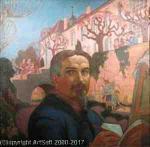 WikiOO.org - Güzel Sanatlar Ansiklopedisi - Sanatçı, ressam Denis Maurice