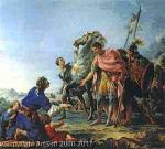 Wikioo.org - The Encyclopedia of Fine Arts - Artist, Painter  Noël Hallé