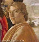 WikiOO.org - Enciclopédia das Belas Artes - Artista, Pintor Sandro Botticelli