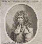 Wikioo.org - The Encyclopedia of Fine Arts - Artist, Painter  Thomas Blanchet