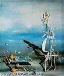 Wikioo.org - The Encyclopedia of Fine Arts - Artist, Painter  Yves Tanguy