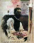 WikiOO.org - Enciclopedia of Fine Arts - Artist, Painter Emilio Sanchez-Perrier