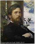 Wikioo.org - The Encyclopedia of Fine Arts - Artist, Painter  Arnold Bocklin