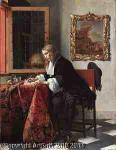 Wikioo.org - The Encyclopedia of Fine Arts - Artist, Painter  Gabriel Metsu