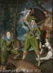WikiOO.org - Encyclopedia of Fine Arts - Kunstenaar, schilder Robert Peake