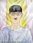 WikiOO.org - Güzel Sanatlar Ansiklopedisi - Sanatçı, ressam Léonard Tsugouharu Foujita