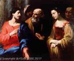 Wikioo.org - The Encyclopedia of Fine Arts - Artist, Painter  Orazio De Ferrari