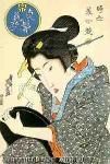 Wikioo.org - The Encyclopedia of Fine Arts - Artist, Painter  Keisai Eisen