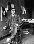 WikiOO.org - Güzel Sanatlar Ansiklopedisi - Sanatçı, ressam Amedeo Modigliani