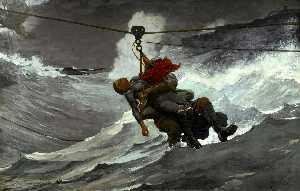 Wikioo.org - The Encyclopedia of Fine Arts - Artist, Painter  Winslow Homer