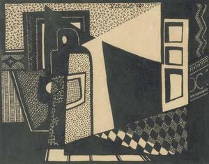 Composition 1 - Emilio Pettoruti