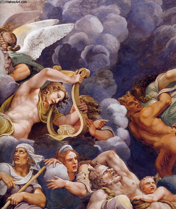 Vault: The Assembly of Gods around Jupiter's Throne ...