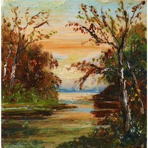 Wikioo.org - The Encyclopedia of Fine Arts - Artist, Painter  Thomas Clement Thompson