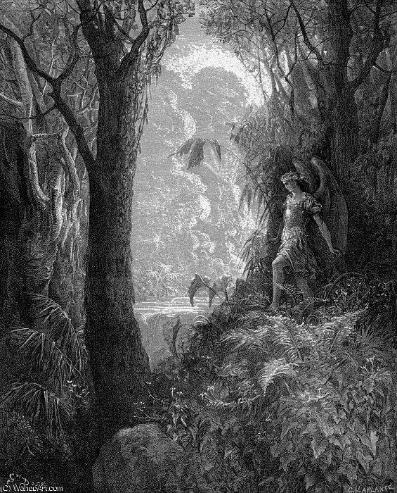 satan paradise lost essay