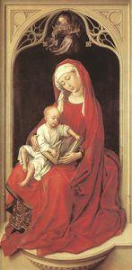 Durán madonna - Rogier Van Der Weyden