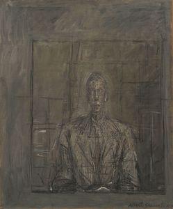 Portrait of Peter Watson - Alberto Giacometti