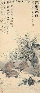 Zhao Shuru