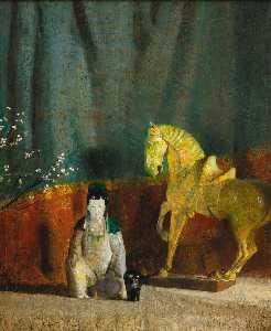 Wikioo.org - The Encyclopedia of Fine Arts - Artist, Painter  Hovsep Pushman
