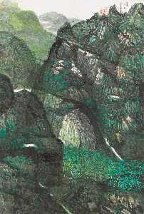 Wikioo.org - The Encyclopedia of Fine Arts - Artist, Painter  Yu Chengyao