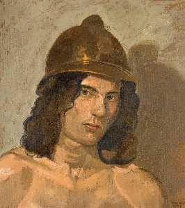 Wikioo.org - The Encyclopedia of Fine Arts - Artist, Painter  Yiannis Tsaroychis