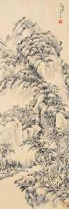 Wikioo.org - The Encyclopedia of Fine Arts - Artist, Painter  Feng Chaoran