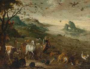Wikioo.org - The Encyclopedia of Fine Arts - Artist, Painter  Isaac Van Oosten