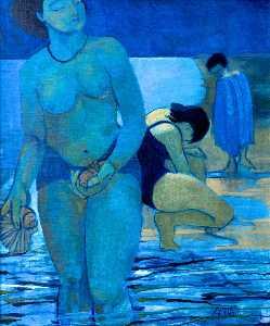 Wikioo.org - The Encyclopedia of Fine Arts - Artist, Painter  Claudia Williams