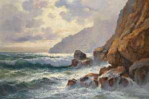 Wikioo.org - The Encyclopedia of Fine Arts - Artist, Painter  Konstantin Alexandrovich Westchilov