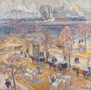 Wikioo.org - The Encyclopedia of Fine Arts - Artist, Painter  Nikolai Alexandrovich Tarkhov