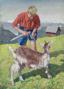 Wikioo.org - The Encyclopedia of Fine Arts - Artist, Painter  Ugo Celada Da Virgilio