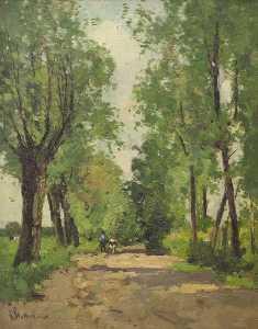 Wikioo.org - The Encyclopedia of Fine Arts - Artist, Painter  Louis Stutterheim