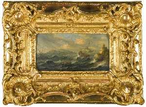Wikioo.org - The Encyclopedia of Fine Arts - Artist, Painter  Orazio Grevenbroeck
