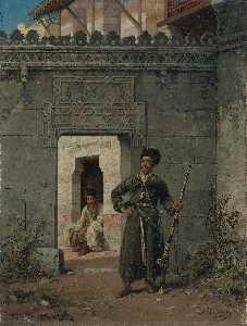 Wikioo.org - The Encyclopedia of Fine Arts - Artist, Painter  Stanislaus Von Chlebowski