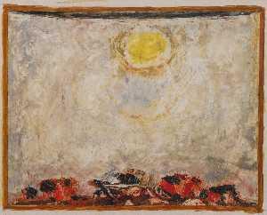 Wikioo.org - The Encyclopedia of Fine Arts - Artist, Painter  Kattingeri Krishna Hebbar