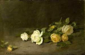 Wikioo.org - The Encyclopedia of Fine Arts - Artist, Painter  Louise Ellen Perman