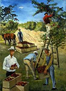 Wikioo.org - The Encyclopedia of Fine Arts - Artist, Painter  Nicolai Cikovsky