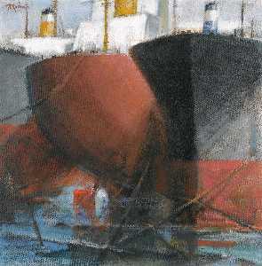 Wikioo.org - The Encyclopedia of Fine Arts - Artist, Painter  Paris Prekas