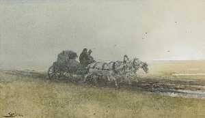 Wikioo.org - The Encyclopedia of Fine Arts - Artist, Painter  Nikolai Nikolaevich Karazin
