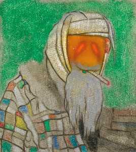 Wikioo.org - The Encyclopedia of Fine Arts - Artist, Painter  Nigel Cooke