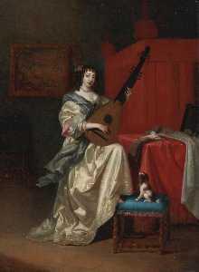 Wikioo.org - The Encyclopedia of Fine Arts - Artist, Painter  Reynier De La Haye