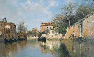 Wikioo.org - The Encyclopedia of Fine Arts - Artist, Painter  Rafael Senet