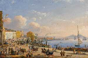 Wikioo.org - The Encyclopedia of Fine Arts - Artist, Painter  Salvatore Candido