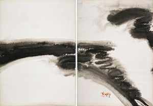Wikioo.org - The Encyclopedia of Fine Arts - Artist, Painter  Tang Haiwen
