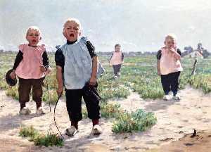 Wikioo.org - The Encyclopedia of Fine Arts - Artist, Painter  Walter Macewen