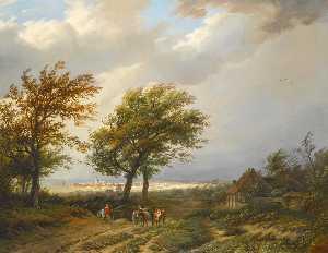Wikioo.org - The Encyclopedia of Fine Arts - Artist, Painter  Willem Bodeman