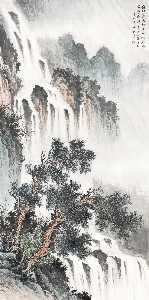 Wikioo.org - The Encyclopedia of Fine Arts - Artist, Painter  Yuan Songnian
