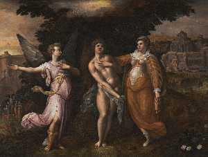 Wikioo.org - The Encyclopedia of Fine Arts - Artist, Painter  Gillis Coignet The Elder